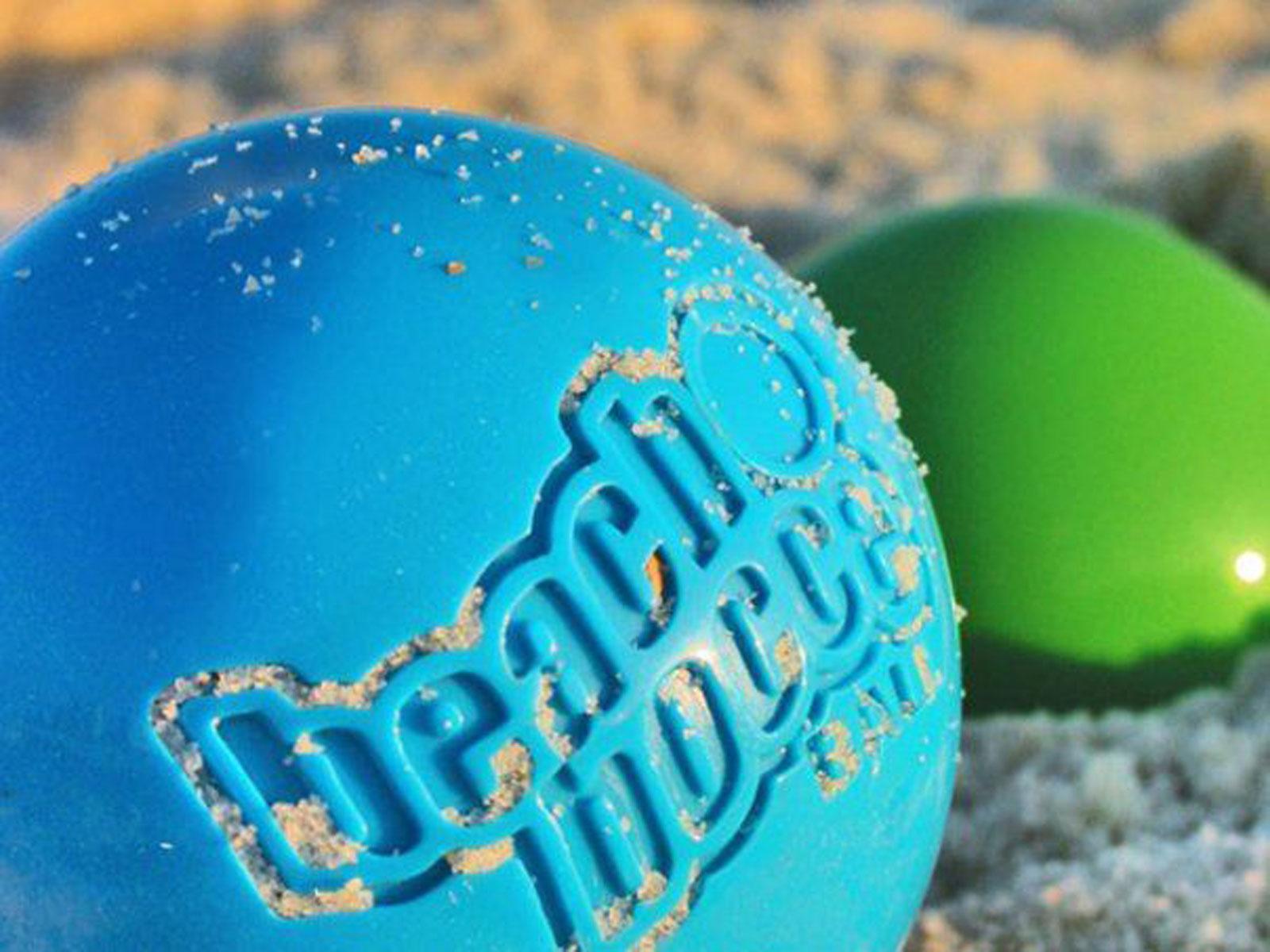 Beach Bocce Ball- Beach Games for the Whole Family