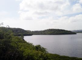 Monte Cristi tiene mas - Maguaca Dam (Presa de Maguaca) 1